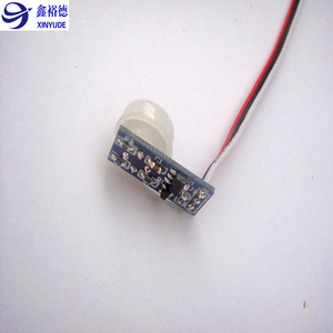 PIR Sensor Module Human Body Motion Infrared Detection Board for led strip light