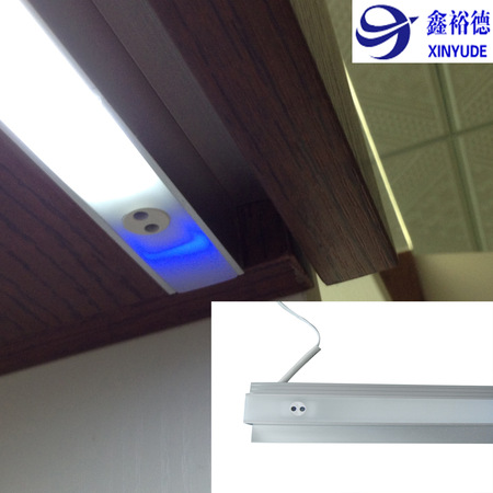 Cabinet furniture hanging cabinet floor giant intelligent hand-sweeping sensor lights monochrome col